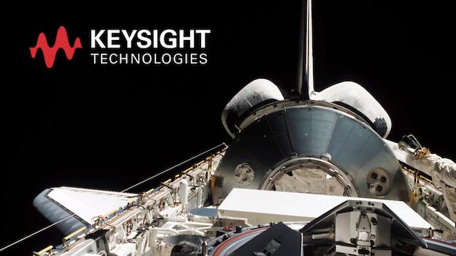 Keysight Space Promo