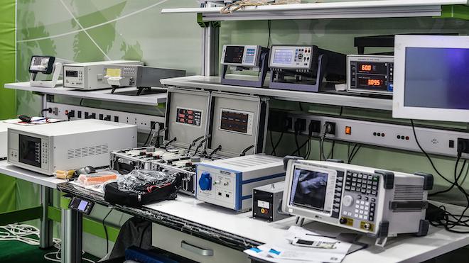 Test Equipment Promo