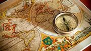 Map Compass Promo