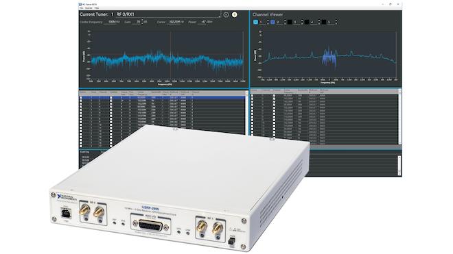 1220 Mw Novator Solutions Hugin 200 Multichannel Receiver Promo