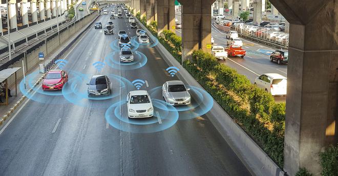 Autonomous Vehicles Promo