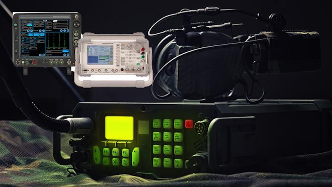 Military Radio Promo