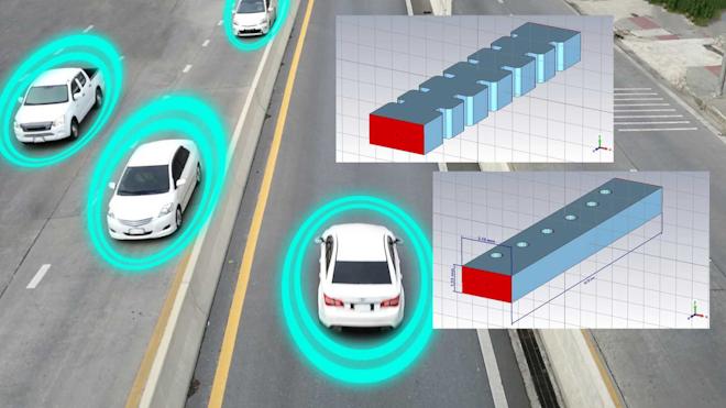 Car Radar Sompong Sriphet Dreamstime